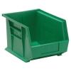 "Green Quantum® Ultra Series Stack & Hang Bin - 10-3/4"" L x 8-1/4"" W x 7"" Hgt."