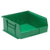 "Green Quantum® Ultra Series Stack & Hang Bin - 10-7/8"" L x 11"" W x 5"" Hgt."