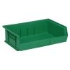 "Green Quantum® Ultra Series Stack & Hang Bin - 10-7/8"" L x 16-1/2"" W x 5"" Hgt."