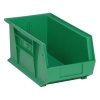 "Green Quantum® Ultra Series Stack & Hang Bin - 14-3/4"" L x 8-1/4"" W x 7"" Hgt."