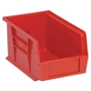 "Red Quantum® Ultra Series Stack & Hang Bin - 9-1/4"" L x 6"" W x 5"" Hgt."