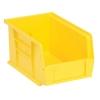 "Yellow Quantum® Ultra Series Stack & Hang Bin - 9-1/4"" L x 6"" W x 5"" Hgt."