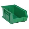 "Green Quantum® Ultra Series Stack & Hang Bin - 13-5/8"" L x 8-1/4"" W x 6"" Hgt."