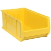 """29-7/8"""" L x 16-1/2"""" W x 11"""" Hgt. Yellow HULK Stack Bin"""