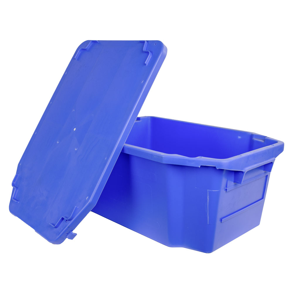 Schaefer Polyethylene Stack & Nest Containers