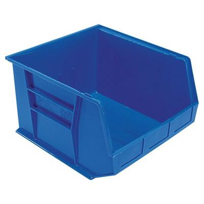 "Blue Quantum® Ultra Series Stack & Hang Bin - 18"" L x 16-1/2"" W x 11"" Hgt."