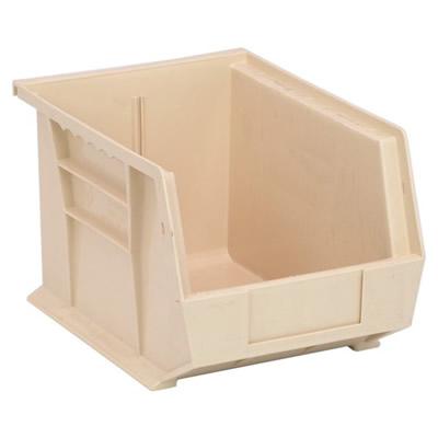 "Ivory Quantum® Ultra Series Stack & Hang Bin - 10-3/4"" L x 8-1/4"" W x 7"" Hgt."