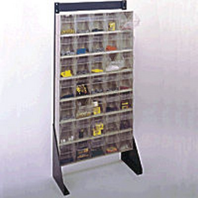 Quantum® Free Standing Tip Out Bin Units