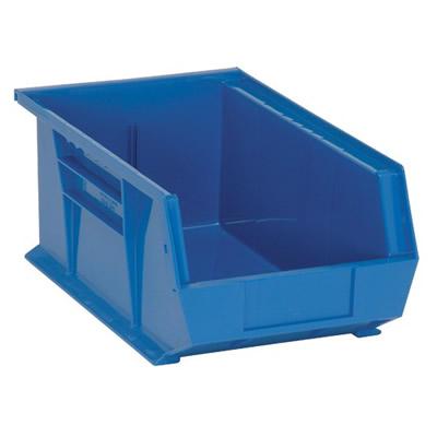 "Blue Quantum® Ultra Series Stack & Hang Bin - 13-5/8"" L x 8-1/4"" W x 6"" Hgt."