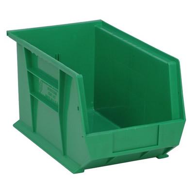 "Green Quantum® Ultra Series Stack & Hang Bin - 13-5/8"" L x 8-1/4"" W x 8"" Hgt."