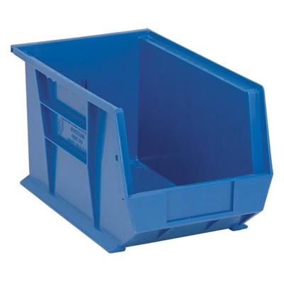 "Blue Quantum® Ultra Series Stack & Hang Bin - 13-5/8"" L x 8-1/4"" W x 8"" Hgt."