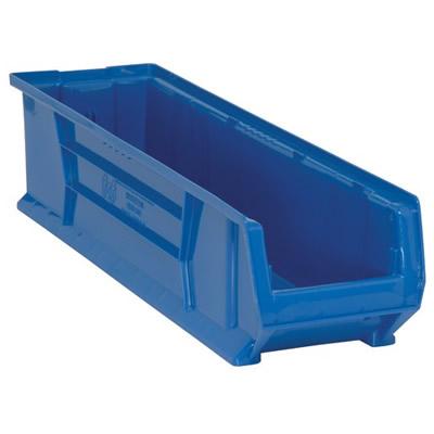 """29-7/8"""" L x 8-1/4"""" W x 7"""" Hgt. Blue HULK Stack Bin"""