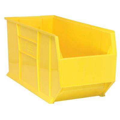 """35-3/4""""L x 16-1/2""""W x 18""""H Yellow HULK Bin"""