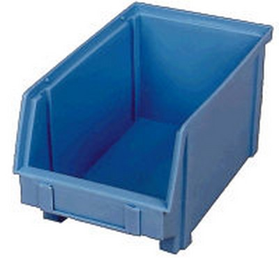 LEWISBins+® Blue Plastibox Bins