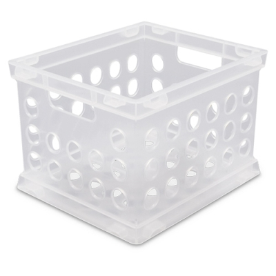 Sterilite® Small Storage Crates