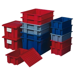 Akro-Mils® Nest & Stack Containers