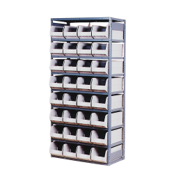 AkroBins® Extra Long Storage Bins & Racks