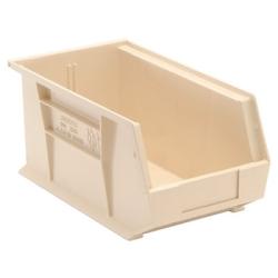 "Ivory Quantum® Ultra Series Stack & Hang Bin - 14-3/4"" L x 8-1/4"" W x 7"" Hgt."