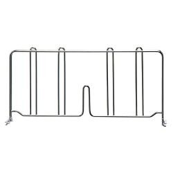 Quantum® Q-Stor Shelf Divider for Q-Stor Wire Shelving