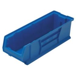 """23-7/8"""" L x 8-1/4"""" W x 7"""" Hgt. Blue HULK Stack Bin"""