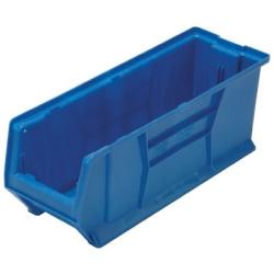 """23-7/8"""" L x 8-1/4"""" W x 9"""" Hgt. Blue HULK Stack Bin"""