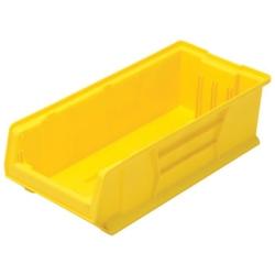 """23-7/8""""L x 11""""W x 7""""H Yellow HULK Stack Bin"""