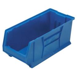 """23-7/8""""L x 11""""W x 10""""H Blue HULK Stack Bin"""