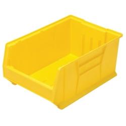 """23-7/8"""" L x 16-1/2"""" W x 11"""" Hgt. Yellow HULK Stack Bin"""