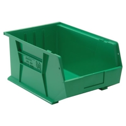 "Green Quantum® Ultra Series Stack & Hang Bin - 16"" L x 11"" W x 8"" Hgt."