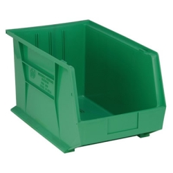 "Green Quantum® Ultra Series Stack & Hang Bin - 18"" L x 11"" W x 10"" Hgt."