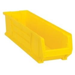 """29-7/8""""L x 8-1/4""""W x 7""""H Yellow HULK Bin"""