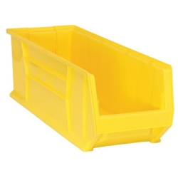 """29-7/8""""L x 11""""W x 10""""H Yellow HULK Bin"""