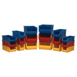 """Quantum® """"HULK"""" Jumbo Stack Containers"""