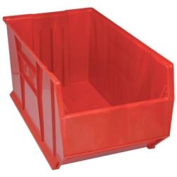 """35-3/4""""L x 19-7/8""""W x 18""""H Red HULK Bin"""