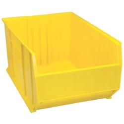"""35-3/4""""L x 23-3/4""""W x 18""""H Yellow HULK Bin"""
