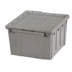 Storage Containers with Lock Covers