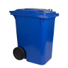 "96 Gallon Blue Big Wheel Container 35"" x 24"" x 43"" Blue"