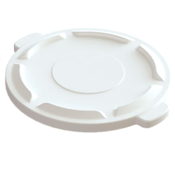White Lid for 32 Gallon Value Plus Container