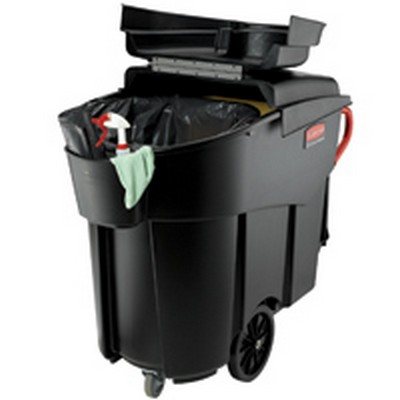 Rubbermaid® Mega Brute® Mobile Waste Collector
