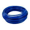 ".170"" ID x 1/4"" OD Blue High Pressure Flexible Nylon 12 Tubing"