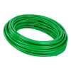 ".170"" ID x 1/4"" OD Green High Pressure Flexible Nylon 12 Tubing"