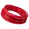 """1/16"""" ID x 1/8"""" OD x 1/32"""" Wall Red Polyurethane Tubing"""