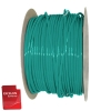 "3/8"" OD x .062"" Wall Green Excelon Polyethylene Flexible Tubing"