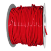 "1/2"" OD x .062"" Wall Red Excelon Polyethylene Tubing"