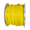 "1/2"" OD x 0.062"" Wall Yellow Excelon Polyethylene Tubing"