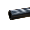 "1-1/4"" Black ABS Tube"