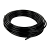 ".250"" ID x 3/8"" OD Black Flexible Nylon 12 Tubing"