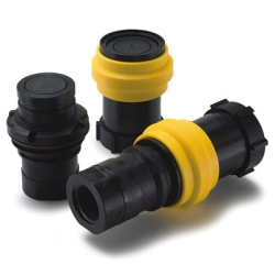 Parker PF Series Non Spill Couplings