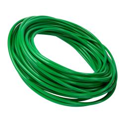 Opaque Green Polyurethane Tubing
