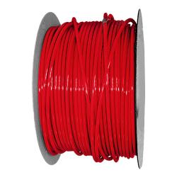 "3/8"" OD x .062"" Wall Red Excelon Polyethylene Tubing"